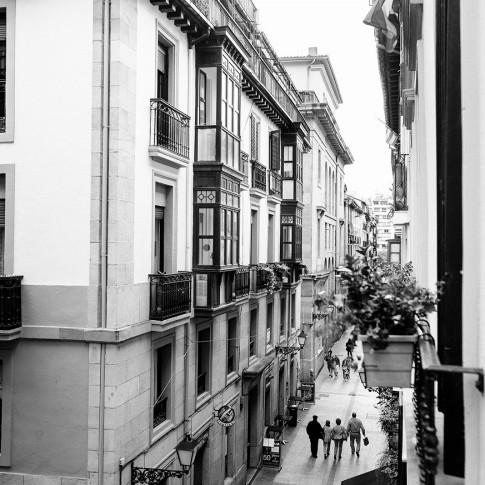 fotografo pensiones San Sebastian Donostia