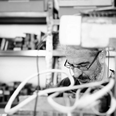 fotógrafo industrial Donostia San Sebastián Gipuzkoa