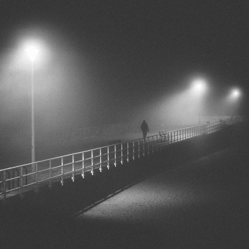 foto niebla Donostia San Sebastian