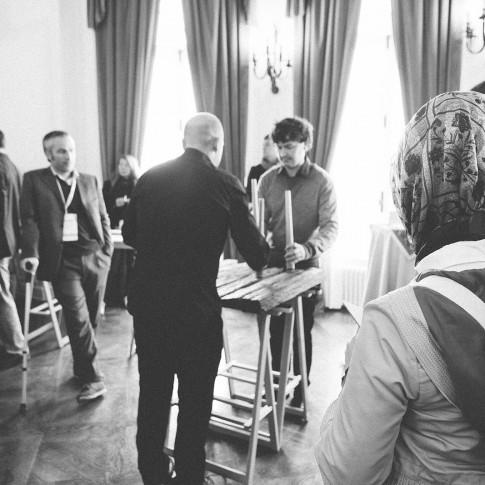 fotógrafo conferencia San Sebastián Donostia