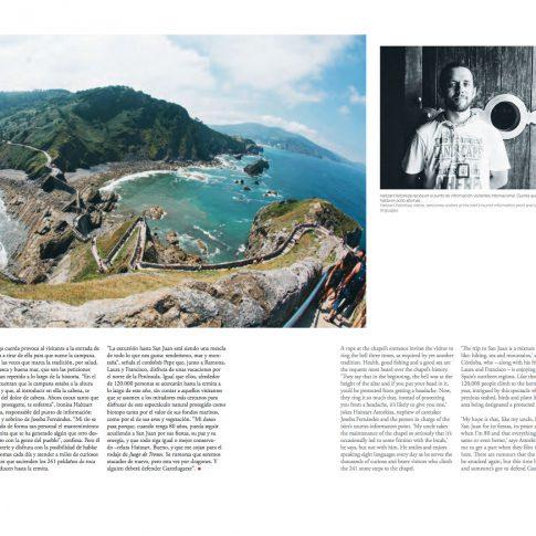 Photo report to EXCELENT magazine