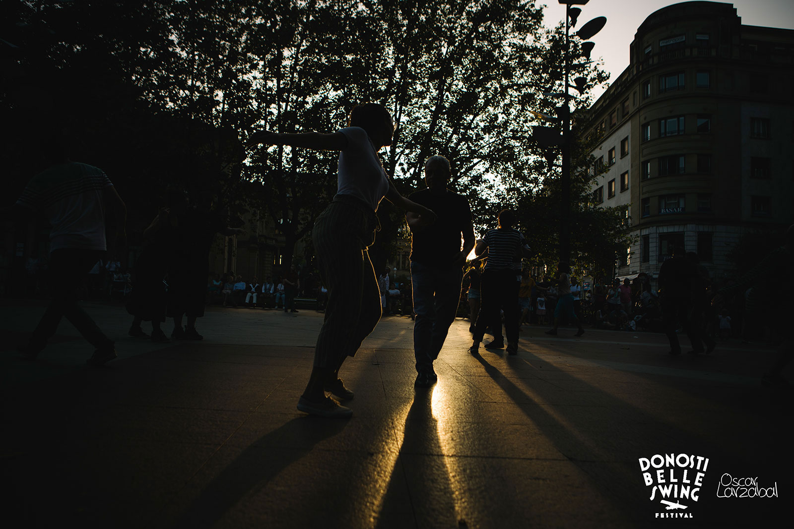 fotografo Donostia San Sebastian swing