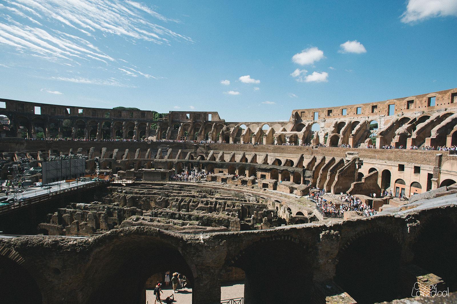 Foto Coliseo Roma