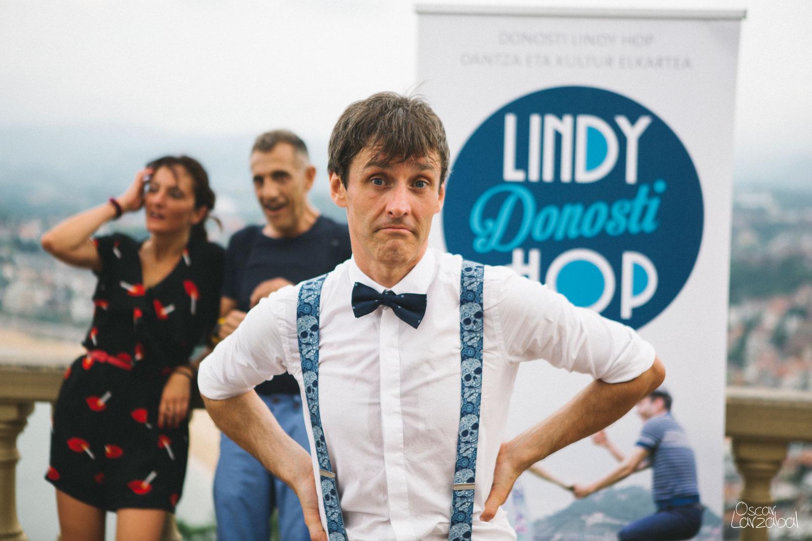 Fotografo Swing lindy hop San Sebastian Donostia